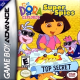 Dora the Explorer Super Spies voor Nintendo GBA