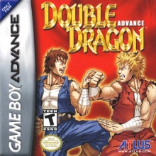 Double Dragon Advance voor Nintendo GBA