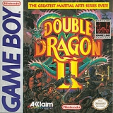 Double Dragon II voor Nintendo GBA