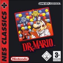 Dr Mario Als Nieuw voor Nintendo GBA