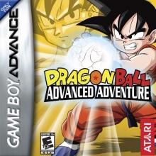 Dragon Ball Advanced Adventure Compleet voor Nintendo GBA
