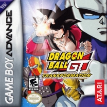 Dragon Ball GT Transformation voor Nintendo GBA