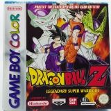 Dragon Ball Z: Legendary Super Warriors voor Nintendo GBA