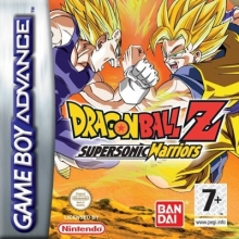 Dragon Ball Z Supersonic Warriors voor Nintendo GBA