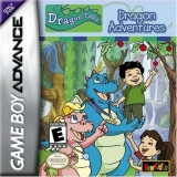 Dragon Tales: Dragon Adventures voor Nintendo GBA
