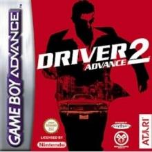 Driver 2 Advance Compleet voor Nintendo GBA