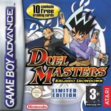 Duel Masters Kaijudo Showdown voor Nintendo GBA