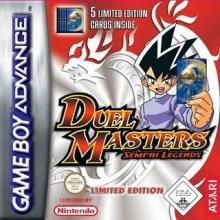 Duel Masters Sempai Legends voor Nintendo GBA