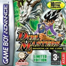 Duel Masters Shadow of the Code voor Nintendo GBA