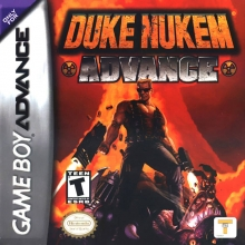 Duke Nukem Advance voor Nintendo GBA