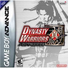 Dynasty Warriors  Advance voor Nintendo GBA