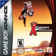 ESPN X Games Skateboarding voor Nintendo GBA
