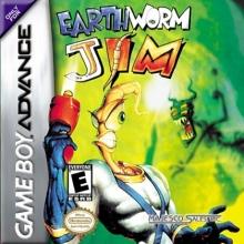 Earthworm Jim voor Nintendo GBA