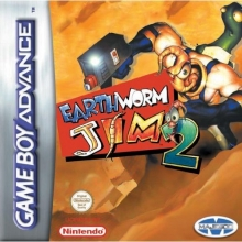 Earthworm Jim 2 voor Nintendo GBA