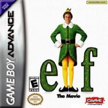 Elf The Movie voor Nintendo GBA