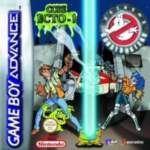 Extreme Ghostbusters Code Ecto-1 voor Nintendo GBA