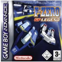 F-Zero GP Legend voor Nintendo GBA