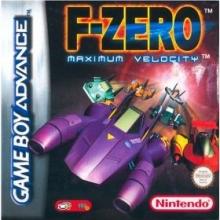 F-Zero Maximum Velocity voor Nintendo GBA