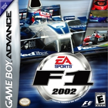 F1 2002 Lelijk Eendje voor Nintendo GBA