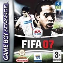 FIFA 07 voor Nintendo GBA