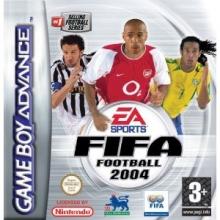 FIFA Football 2004 voor Nintendo GBA