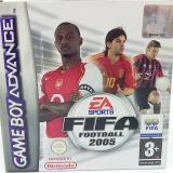 FIFA Football 2005 voor Nintendo GBA