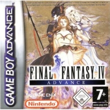 Final Fantasy IV Advance voor Nintendo GBA