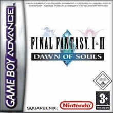 Final Fantasy I and II Dawn of Souls voor Nintendo GBA