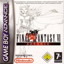 Final Fantasy VI Advance voor Nintendo GBA