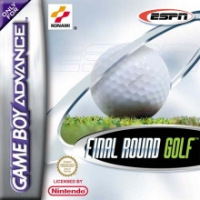 Final Round Golf voor Nintendo GBA