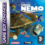 Finding Nemo The Continuing Adventures voor Nintendo GBA
