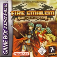 /Fire Emblem The Sacred Stones voor Nintendo GBA