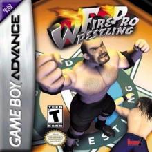 Fire Pro Wrestling voor Nintendo GBA
