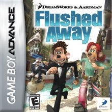 Flushed Away voor Nintendo GBA