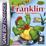 Franklin's Great Adventures voor Nintendo GBA