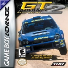 GT Advance 2 Rally Racing voor Nintendo GBA