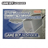Game Boy Advance AC-DC Adapter Set Boxed voor Nintendo GBA