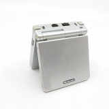 Game Boy Advance SP Zilver - Mooi voor Nintendo GBA