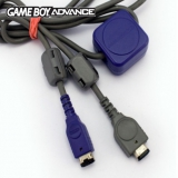 Game Boy Advance Twee Spelers Link Kabel voor Nintendo Wii