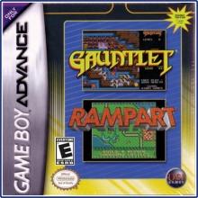 Gauntlet  Rampart voor Nintendo GBA