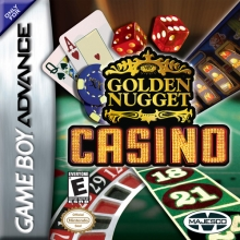 Golden Nugget Casino voor Nintendo GBA