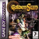 Golden Sun The Lost Age Franstalig voor Nintendo GBA
