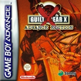 Guilty Gear X Advance Edition voor Nintendo GBA