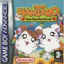 Hamtaro Ham-Ham Heartbreak voor Nintendo GBA