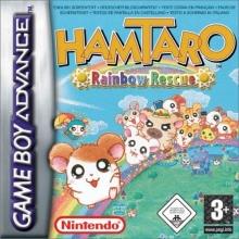 Hamtaro Rainbow Rescue voor Nintendo GBA