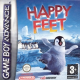 Happy Feet voor Nintendo GBA