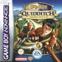Harry Potter WK Zwerkbal voor Nintendo GBA