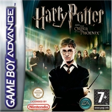 Harry Potter en de Orde van de Feniks voor Nintendo GBA