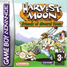 /Harvest Moon Friends of Mineral Town voor Nintendo GBA