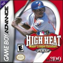 High Heat Major League Baseball 2002 voor Nintendo Wii